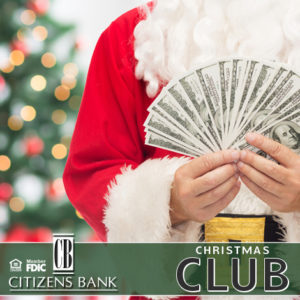 a christmas club account which is not really a club at all is simply a special short term savings account set up by citizens bank to encourage - Christmas Club Account